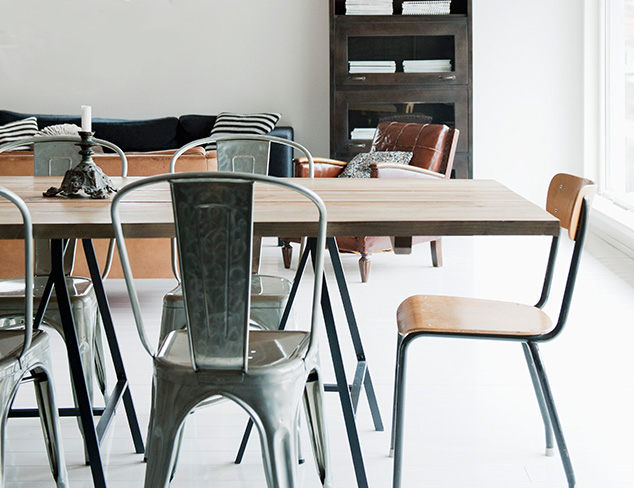 The Home Shop: Industrial Furniture at MYHABIT
