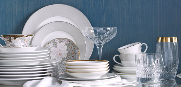 The World of Waterford & Wedgwood at Rue La La