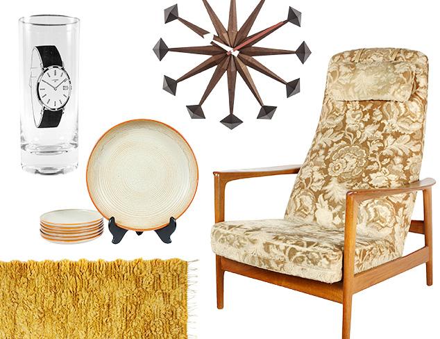 Throwback Thursday: Vintage Furniture & More at MYHABIT