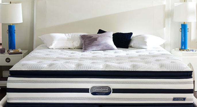 Up to 75% Off: Beautyrest Mattresses at Gilt