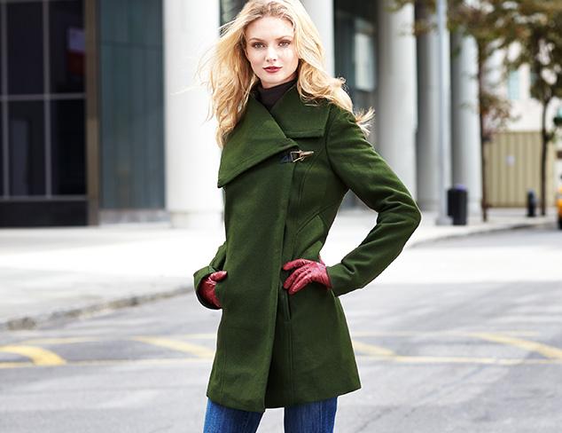 Uptown Chic: Outerwear at MYHABIT