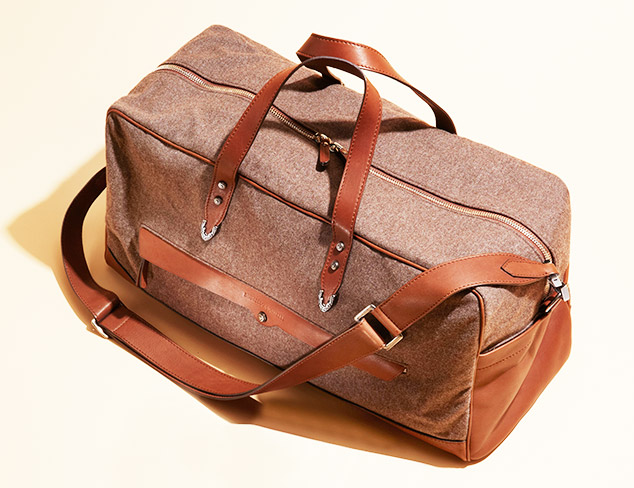 Weekend Wanderer: Duffel Bags at MYHABIT