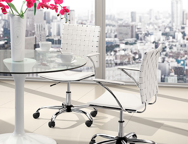 Working from Home: Office Chairs at MYHABIT