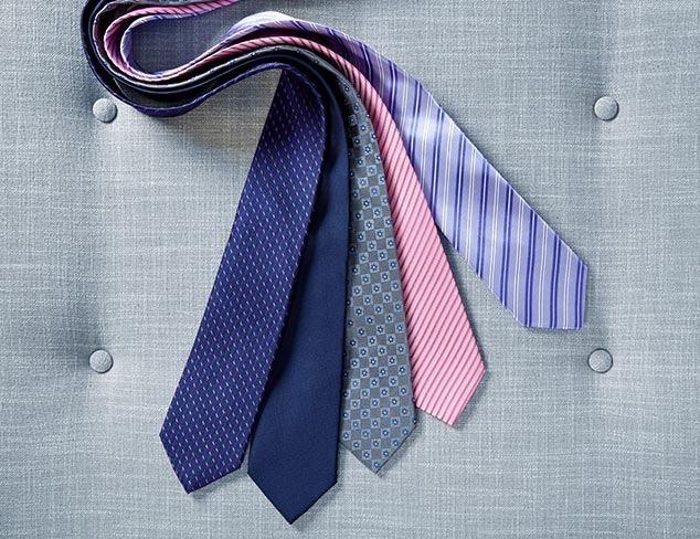 Yves Saint Laurent Ties at MYHABIT