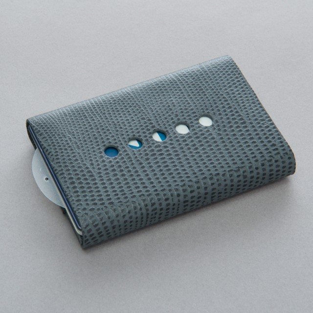 zerOz Minimalist Leather Wallet  // Pulse