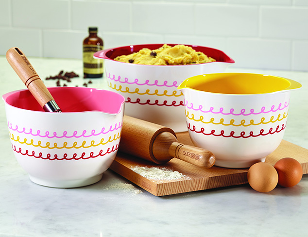 Baker's Dozen: Bowls, Cake Pans & More at MYHABIT