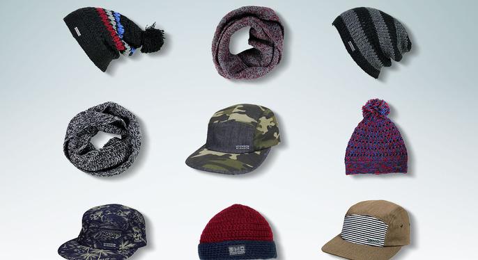 Beanies & Ball Caps Feat. BMC Headwear at Gilt