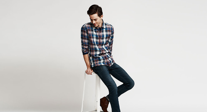 Button-Ups: Up to 70% Off at Gilt