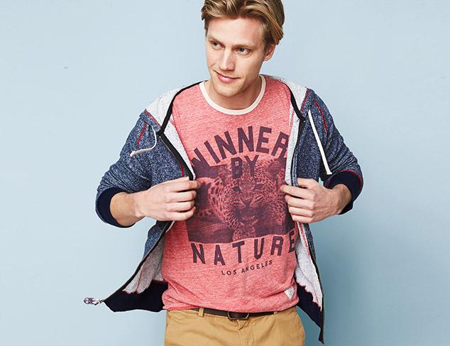 Casual Weekend: Sweatshirts & Hoodies at MYHABIT