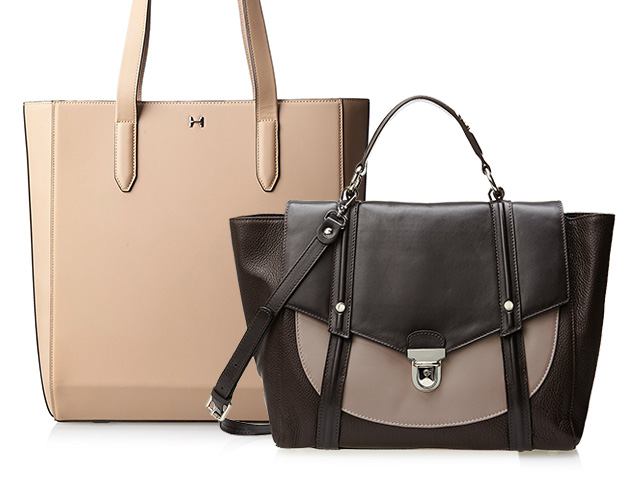 Coveted Collection: Luxe Leather Bags at MYHABIT