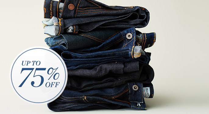 Denim: Up to 75% Off at Gilt