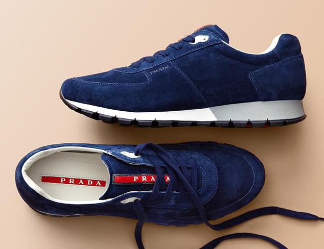 Designer Update: Shoes feat. Prada at MYHABIT