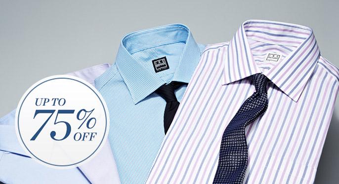Dress Shirts & Ties: Up to 75% Off at Gilt