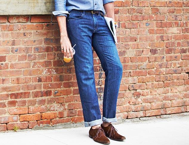 Favorite Pairs: Classic Jeans at MYHABIT