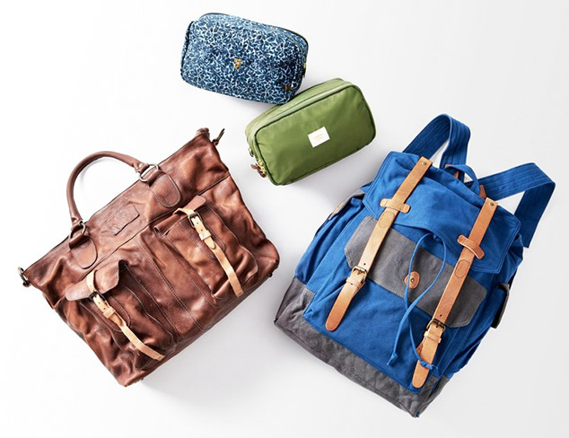 For the Weekend: Backpacks, Duffels & More at MYHABIT