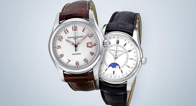 Frédérique Constant Watches at Gilt