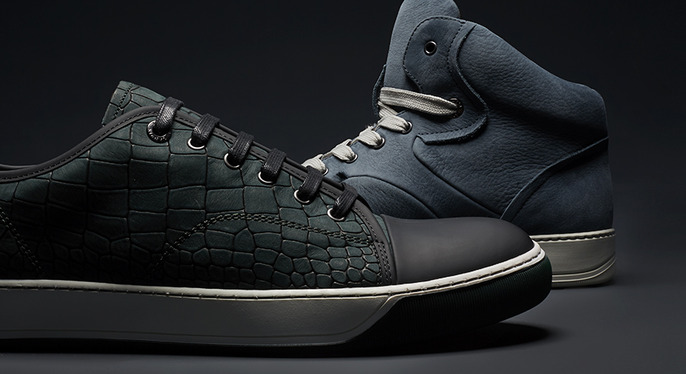 Lanvin Sneakers at Gilt