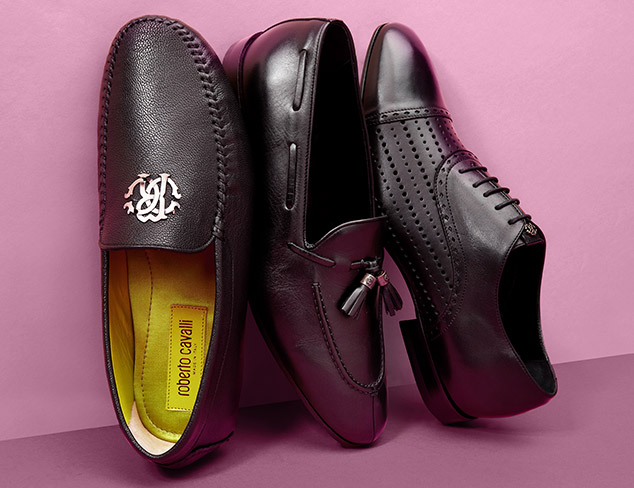 Modern Style: Shoes feat. Roberto Cavalli at MYHABIT