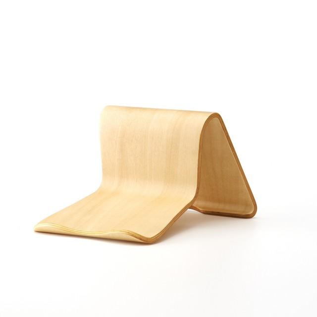 MOKU Woodware Desktop Chair Tablet Stand