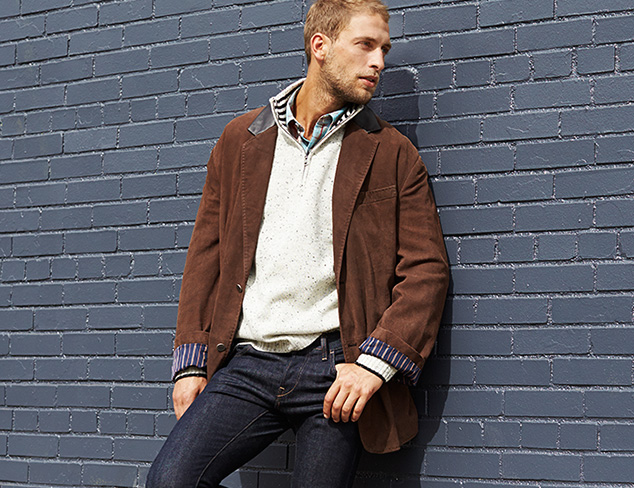 Robert Graham Sweaters & Outerwear at MYHABIT