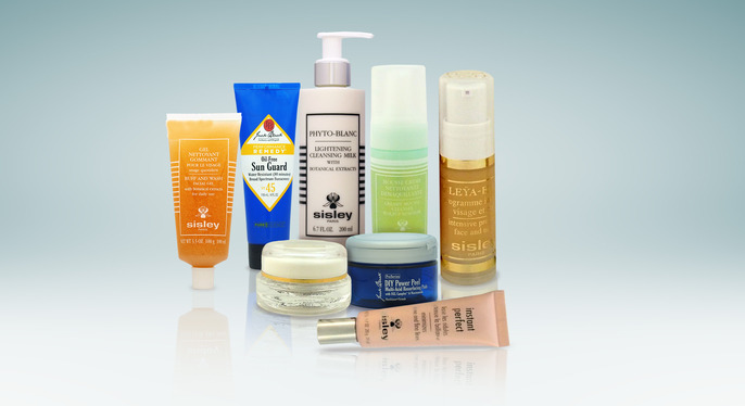 Sisley & Jack Black Skincare at Gilt