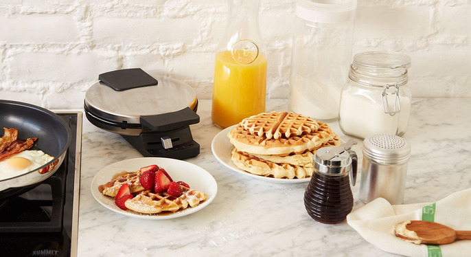 Sleep In: Breakfast in Bed at Gilt