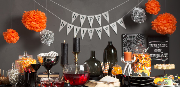 Spooky Style: Everything You Need to Throw a Party at Rue La La