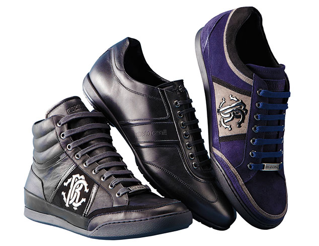 Step It Up: Sneakers feat. Roberto Cavalli at MYHABIT