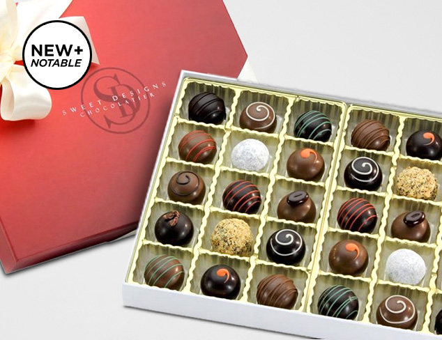Sweet Designs Chocolatier at MYHABIT