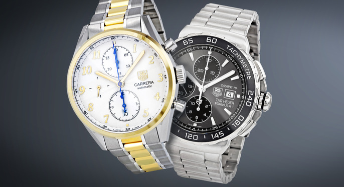 Tag Heuer Watches at Gilt