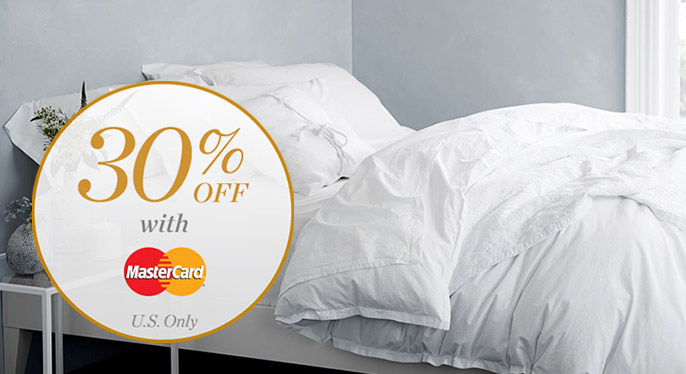 The Biggest Bedding Event at Gilt