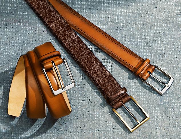 The Essential Belt at MYHABIT