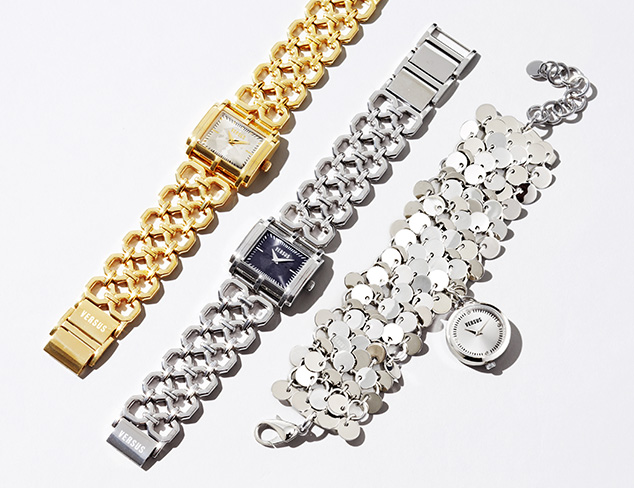 The Latest: Versus by Versace Watches at MYHABIT