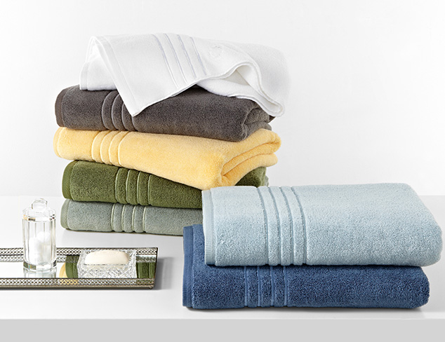 The Luxe Bath: Towels, Mats, Soaps & More at MYHABIT