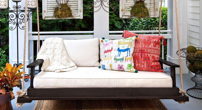 The Perfect Porch at Gilt