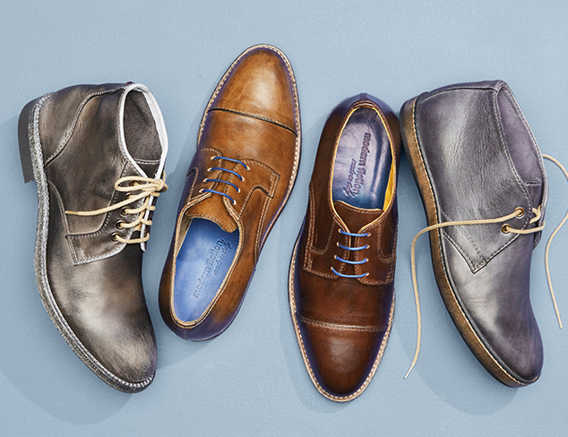 Vintage-Inspired Shoes & Boots at MYHABIT