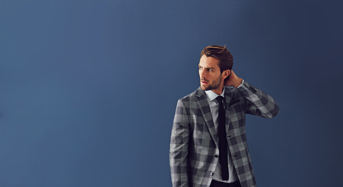Z Zegna Suiting & Apparel at Gilt