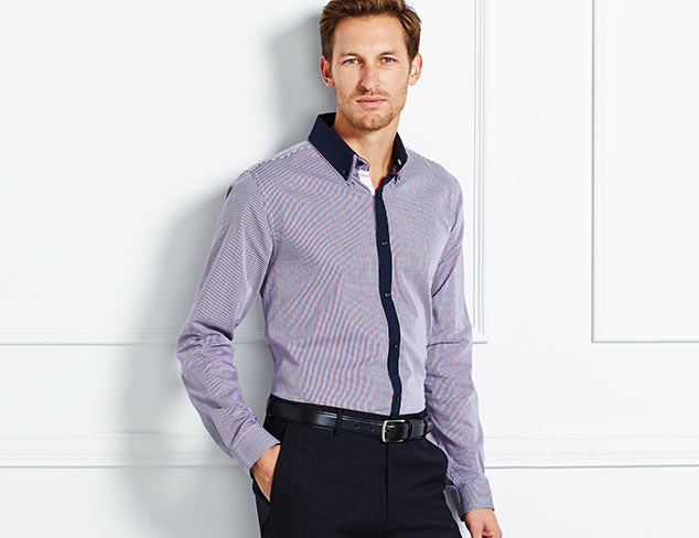 $36 & Under: Harvé Benard Shirts at MYHABIT