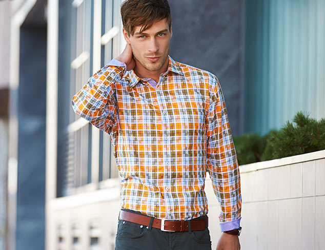 $45 & Under: Thomas Dean Shirts at MYHABIT