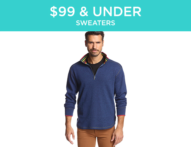 $99 & Under: Sweaters at MYHABIT
