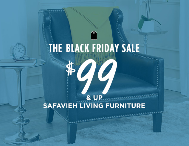 $99 & Up: Safavieh Living Furniture at MYHABIT