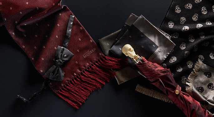 Alexander McQueen Accessories at Gilt