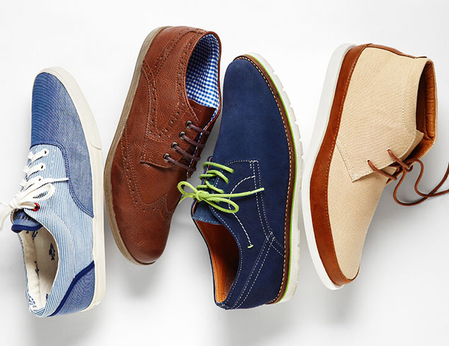 Ben Sherman Shoes at MYHABIT