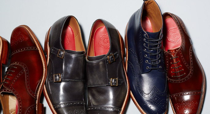 Brogue Boots & Shoes at Gilt