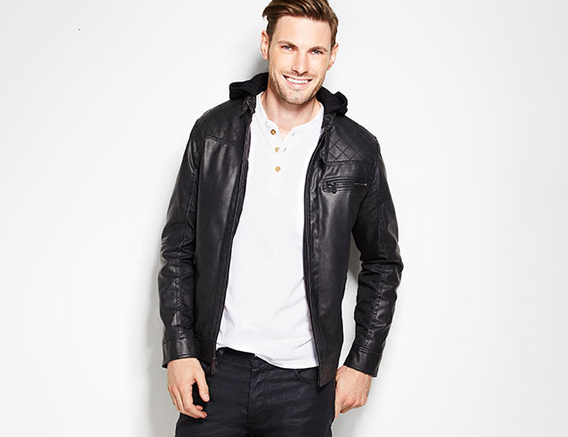 Buffalo Outerwear at MYHABIT