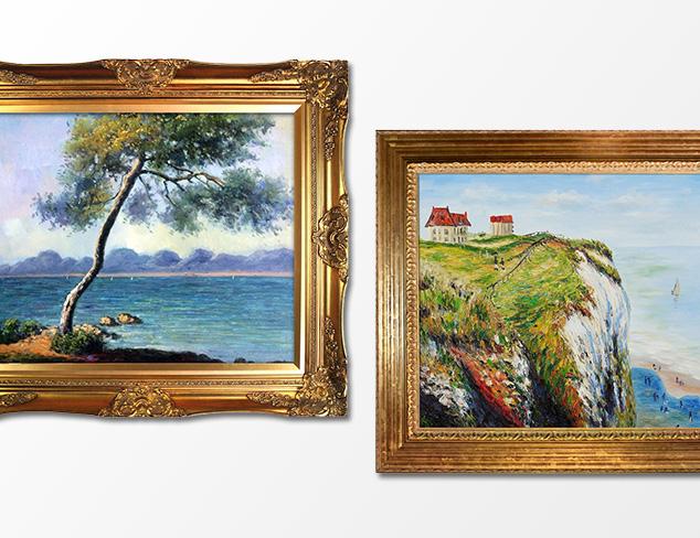 Celebrate a Master: Claude Monet at MYHABIT