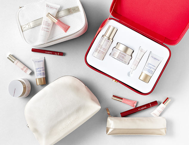 Clarins Skincare & Gift Sets at MYHABIT