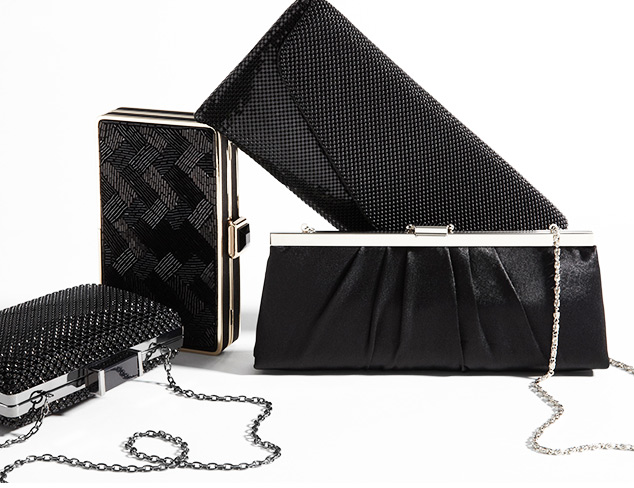 Clutches & More feat. Jessica McClintock at MYHABIT
