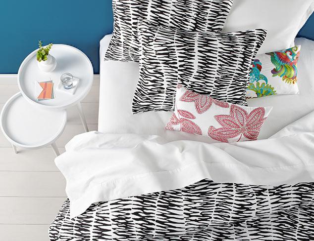 Designer Bedding feat. Trina Turk at MYHABIT