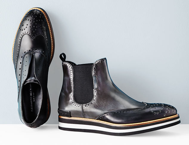 Designer Shoes & Boots at MYHABIT